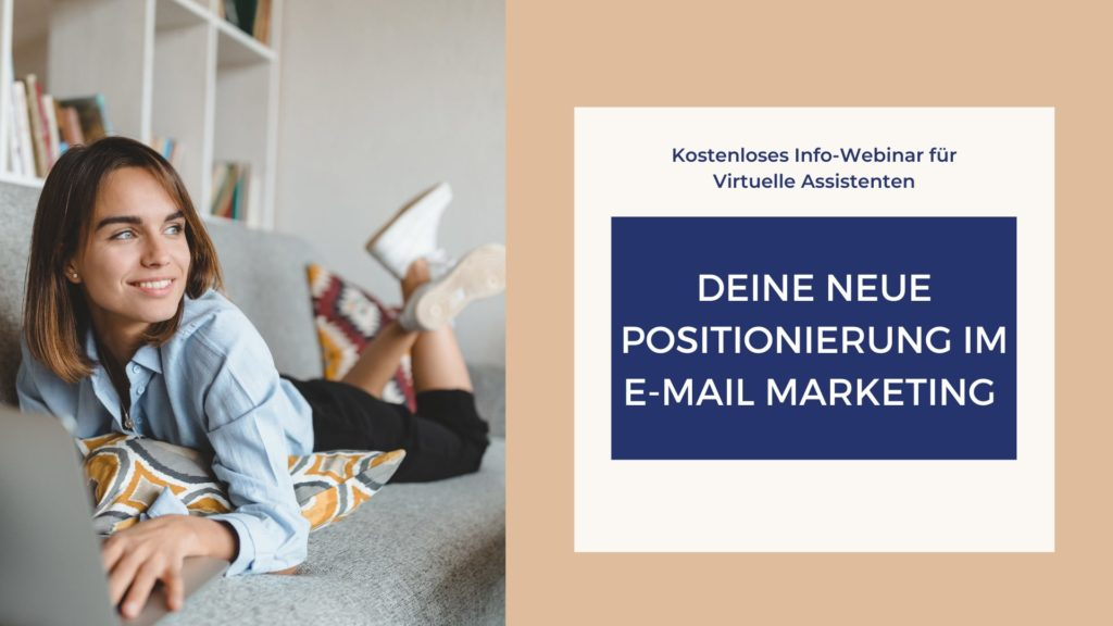 E-Mail Marketing Service Virtuelle Assistenz